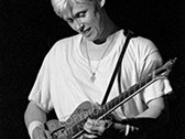 A picture of Kirk Brandon of Spear of Destiny.