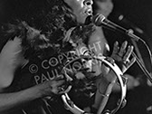 A photo of Martha Reeves taken in 1983.